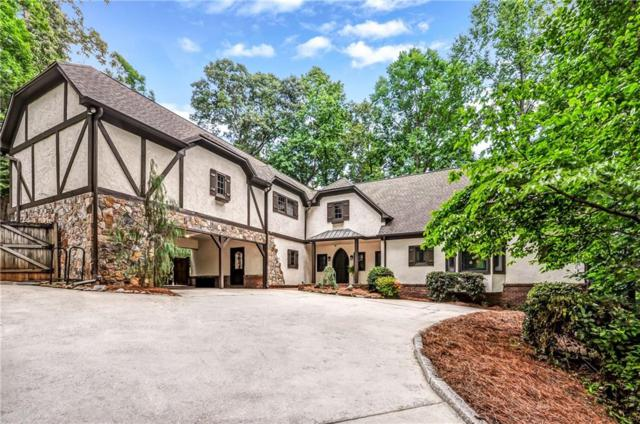 4131 Conway Valley Road NW, Atlanta, GA 30327 (MLS #6557529) :: The Heyl Group at Keller Williams