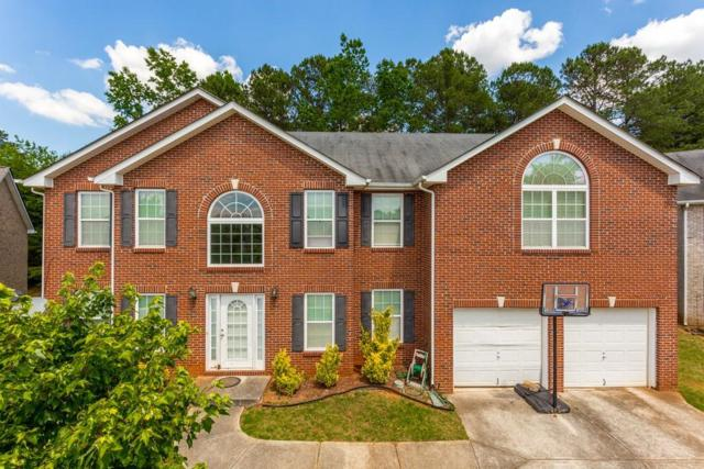 1025 Odelle Circle, Mcdonough, GA 30253 (MLS #6557534) :: North Atlanta Home Team