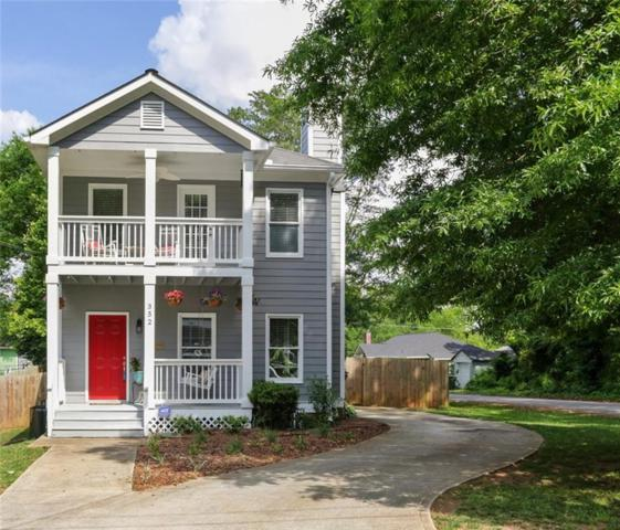 352 Inman Street SW, Atlanta, GA 30310 (MLS #6557546) :: HergGroup Atlanta