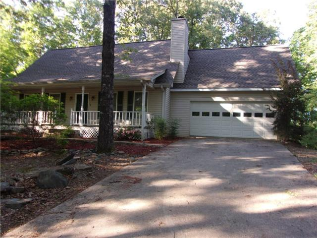 2009 Ben Higgins Road, Dahlonega, GA 30533 (MLS #6557547) :: The Cowan Connection Team