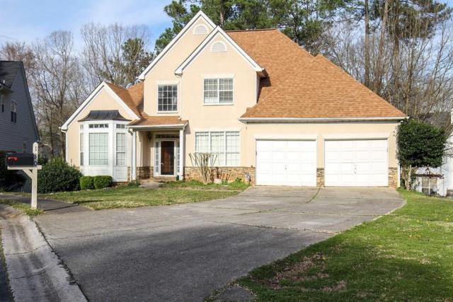 130 Glengary Court, Fayetteville, GA 30214 (MLS #6557552) :: North Atlanta Home Team