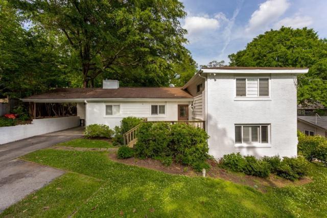 1789 Mount Royal Drive SE, Atlanta, GA 30329 (MLS #6557570) :: RE/MAX Prestige