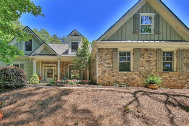 133 Cane Mill Lane, Dahlonega, GA 30533 (MLS #6557593) :: The Heyl Group at Keller Williams