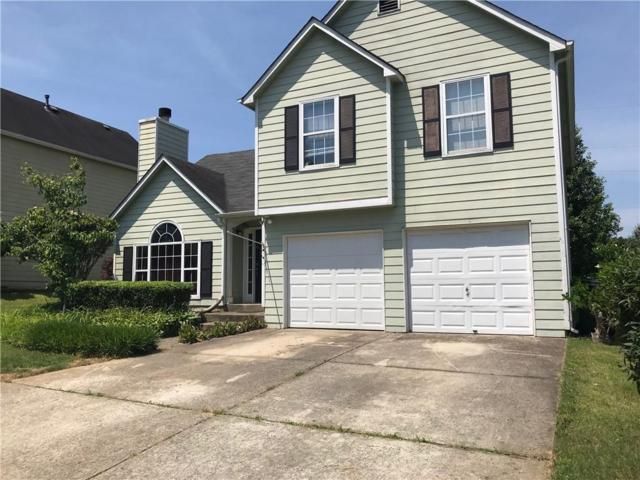 4219 Zephyrhills Drive NW, Acworth, GA 30101 (MLS #6557603) :: RE/MAX Paramount Properties