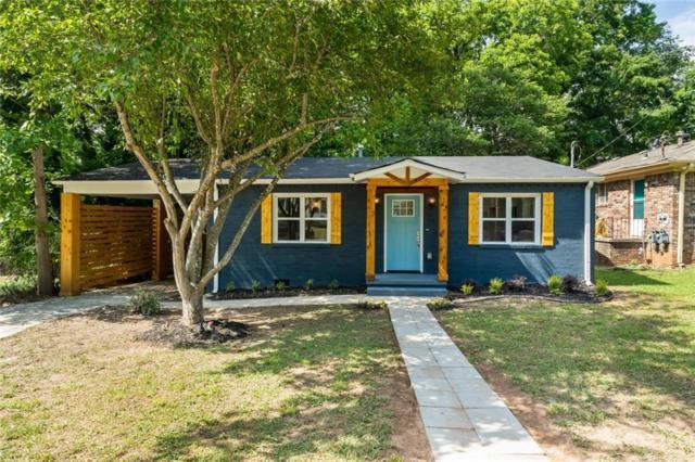 253 Birch Street, Hapeville, GA 30354 (MLS #6557610) :: North Atlanta Home Team