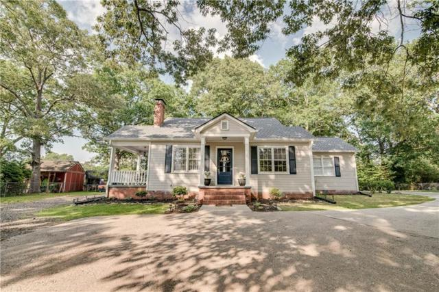 265 Georgia Avenue, Winder, GA 30680 (MLS #6557625) :: The Cowan Connection Team