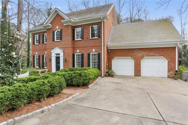 4855 Franklin Pond, Atlanta, GA 30342 (MLS #6557640) :: RE/MAX Prestige