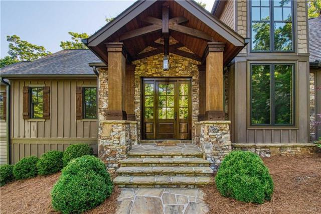 147 Red Fox Lane, Dawsonville, GA 30143 (MLS #6557643) :: Iconic Living Real Estate Professionals