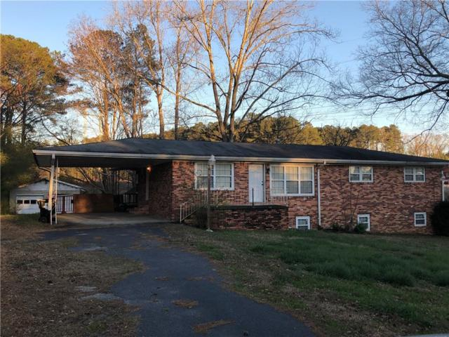 6670 W Fayetteville Road, Riverdale, GA 30296 (MLS #6557663) :: RE/MAX Paramount Properties