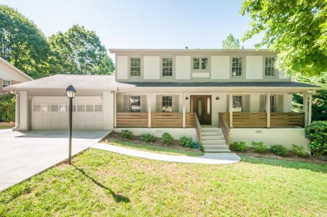 2647 Wood Hollow Drive, Dunwoody, GA 30360 (MLS #6557676) :: Dillard and Company Realty Group