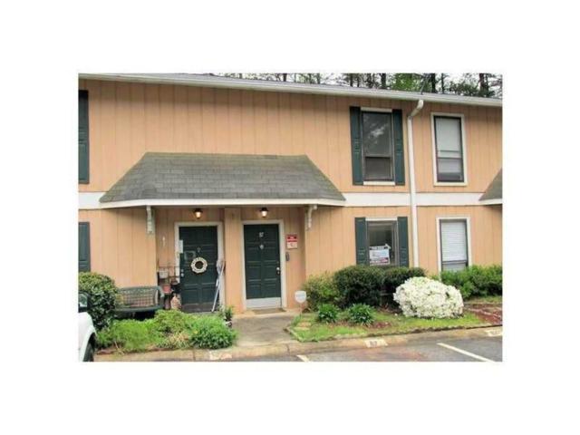 2340 Beaver Ruin Road #87, Norcross, GA 30071 (MLS #6557769) :: North Atlanta Home Team