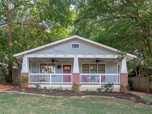 1320 Arkwright Place SE, Atlanta, GA 30317 (MLS #6557801) :: RE/MAX Paramount Properties