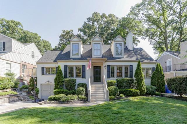 1230 Beech Valley Road NE, Atlanta, GA 30306 (MLS #6557804) :: Rock River Realty