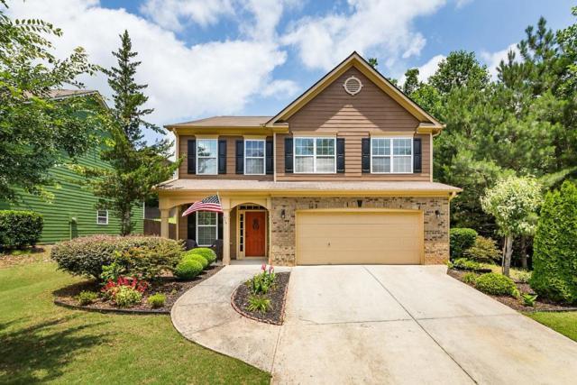 256 Longwood Crossing, Dallas, GA 30132 (MLS #6557848) :: RE/MAX Paramount Properties