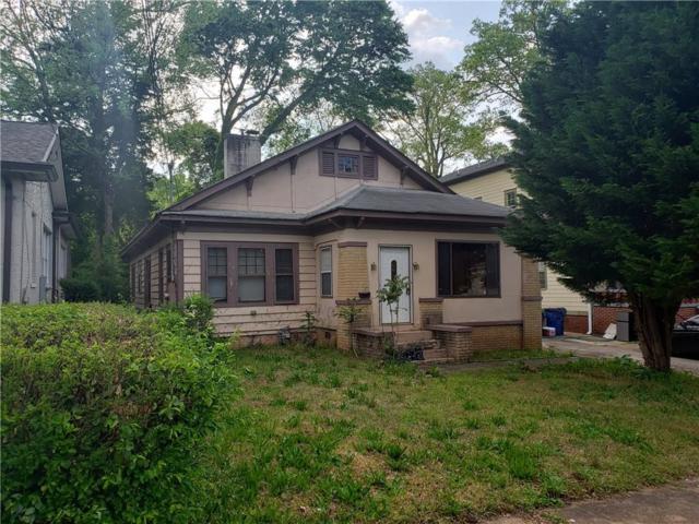 1595 Melrose Drive SW, Atlanta, GA 30310 (MLS #6557888) :: RE/MAX Paramount Properties