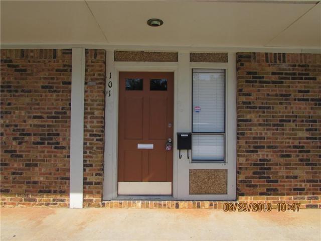 2204 Hanfred Lane #101, Tucker, GA 30084 (MLS #6557971) :: The Heyl Group at Keller Williams