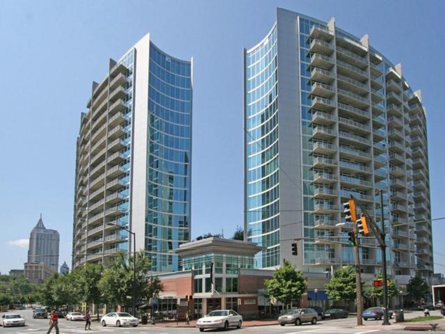 44 Peachtree Place NW #1633, Atlanta, GA 30309 (MLS #6558039) :: Rock River Realty