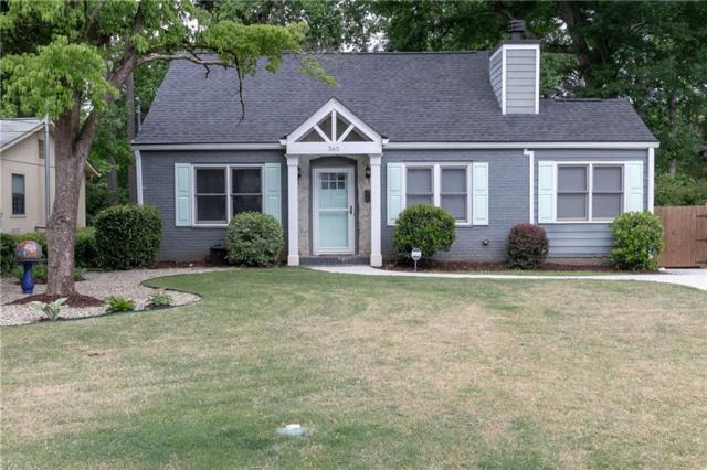 365 S Howard Street SE, Atlanta, GA 30317 (MLS #6558054) :: HergGroup Atlanta