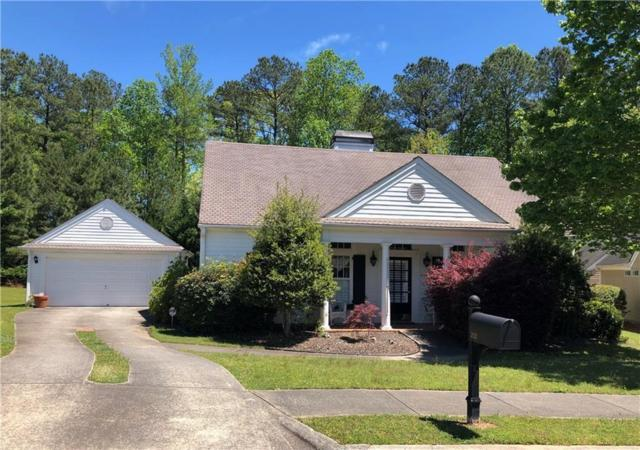 203 Evergreen Trace, Canton, GA 30114 (MLS #6558065) :: Kennesaw Life Real Estate