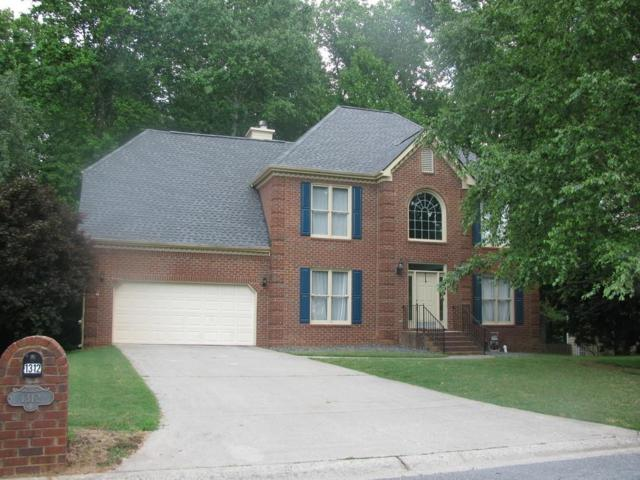 1312 Hadaway Trail, Lawrenceville, GA 30043 (MLS #6558067) :: The Zac Team @ RE/MAX Metro Atlanta