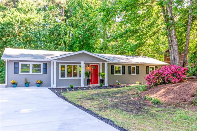 2649 Stone Road, East Point, GA 30344 (MLS #6558092) :: RE/MAX Paramount Properties
