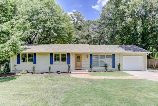 2871 Strathmoor Road SE, Smyrna, GA 30080 (MLS #6558128) :: Charlie Ballard Real Estate