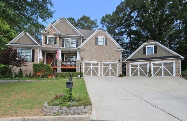 2262 Glenn Valley Drive SW, Marietta, GA 30064 (MLS #6558144) :: The Zac Team @ RE/MAX Metro Atlanta