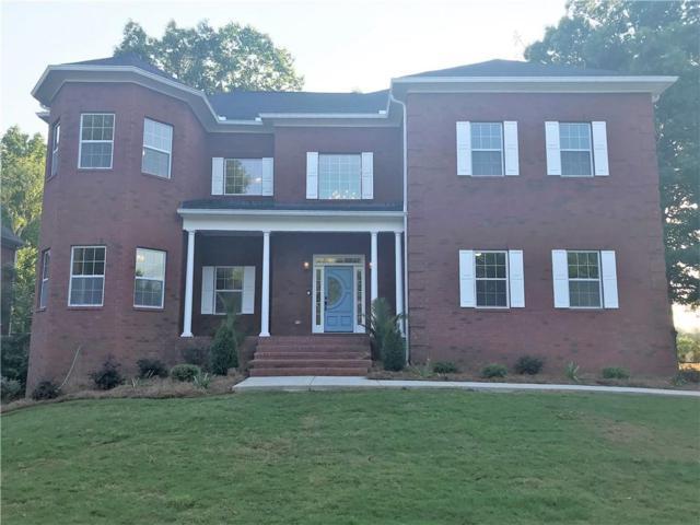 5075 Highland Lake Drive, Atlanta, GA 30349 (MLS #6558154) :: The Heyl Group at Keller Williams