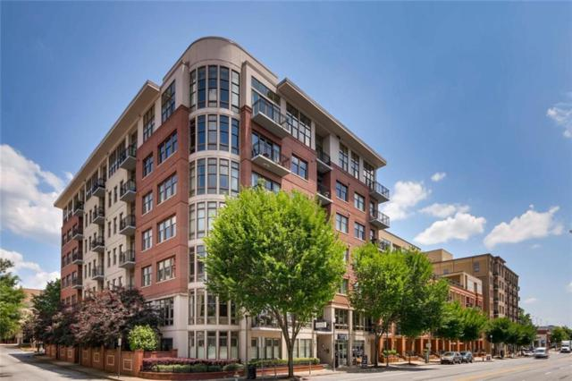 201 W Ponce De Leon Avenue #62, Decatur, GA 30030 (MLS #6558182) :: RE/MAX Paramount Properties