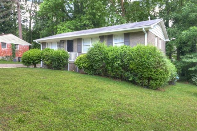 467 Utoy Circle SW, Atlanta, GA 30331 (MLS #6558233) :: RE/MAX Paramount Properties