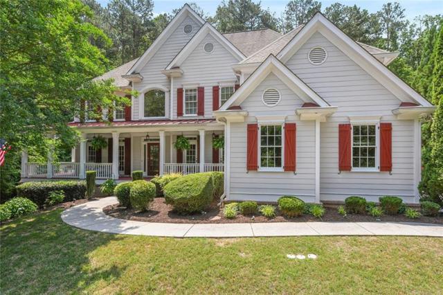 135 Oakhurst Leaf Drive, Milton, GA 30004 (MLS #6558234) :: Iconic Living Real Estate Professionals