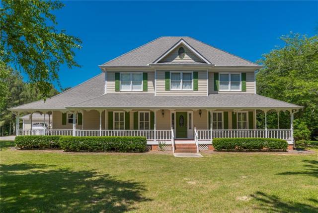 8071 Pleasant Hill Road, Lithonia, GA 30058 (MLS #6558263) :: RE/MAX Paramount Properties