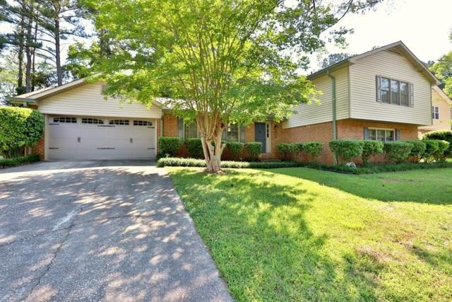 1229 Carriage Trail, Norcross, GA 30093 (MLS #6558277) :: The Heyl Group at Keller Williams