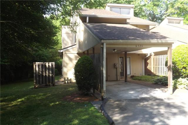 6326 Brandywine Trail, Peachtree Corners, GA 30092 (MLS #6558286) :: Buy Sell Live Atlanta