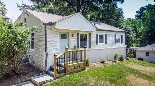 2199 Misty Lane SE, Smyrna, GA 30080 (MLS #6558287) :: Buy Sell Live Atlanta