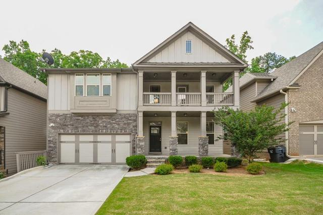 2662 Collins Cove Avenue, Lawrenceville, GA 30043 (MLS #6558321) :: Good Living Real Estate