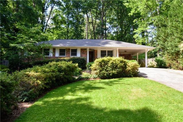 1936 Vance Drive NE, Atlanta, GA 30345 (MLS #6558330) :: RE/MAX Paramount Properties
