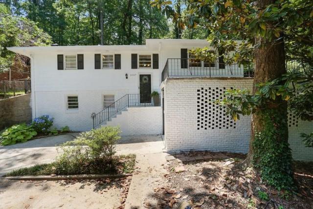 2167 Capehart Place NE, Atlanta, GA 30345 (MLS #6558443) :: Rock River Realty