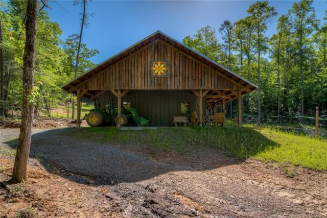 263 Laurel Top Ridge, East Ellijay, GA 30536 (MLS #6558445) :: The Zac Team @ RE/MAX Metro Atlanta
