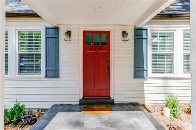 2200 Lenox Road NE, Atlanta, GA 30324 (MLS #6558456) :: The Zac Team @ RE/MAX Metro Atlanta