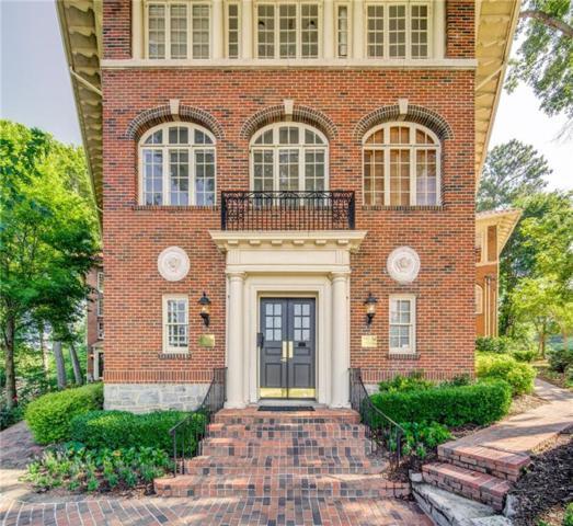 1 S Prado NE #4, Atlanta, GA 30309 (MLS #6558483) :: Charlie Ballard Real Estate