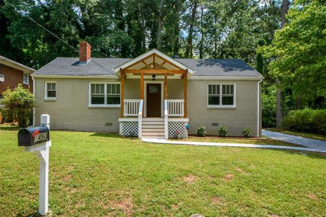 1492 Sharon Street NW, Atlanta, GA 30314 (MLS #6558500) :: Iconic Living Real Estate Professionals
