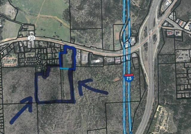 0 Hwy 20, Cartersville, GA 30121 (MLS #6558512) :: Kennesaw Life Real Estate