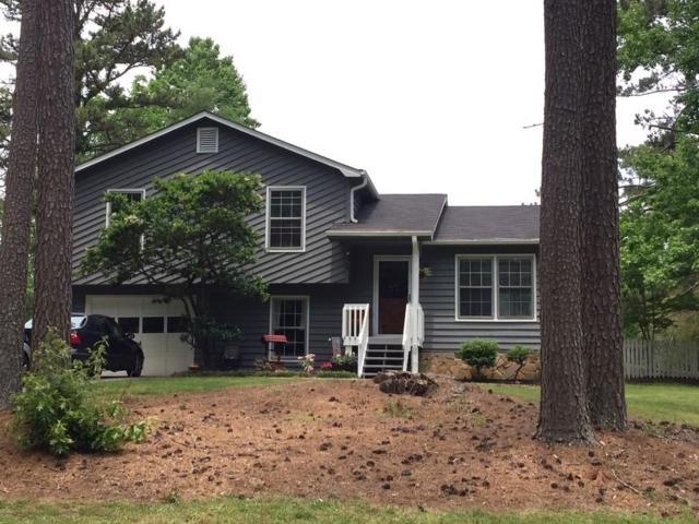 2874 Country Lane NW, Kennesaw, GA 30152 (MLS #6558516) :: Kennesaw Life Real Estate