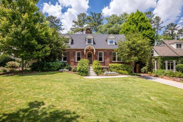 1680 Noble Drive, Atlanta, GA 30306 (MLS #6558572) :: Rock River Realty