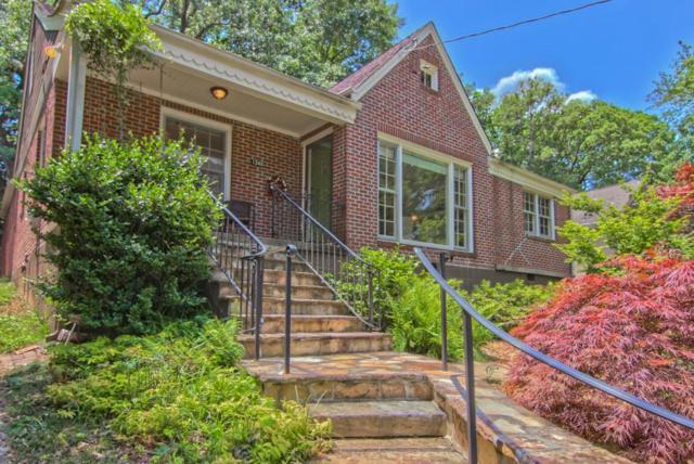 1249 Reeder Circle NE, Atlanta, GA 30306 (MLS #6558585) :: Rock River Realty