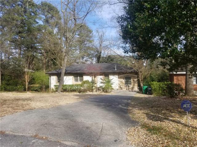 1478 N Druid Hills Road NE, Brookhaven, GA 30319 (MLS #6558596) :: Rock River Realty