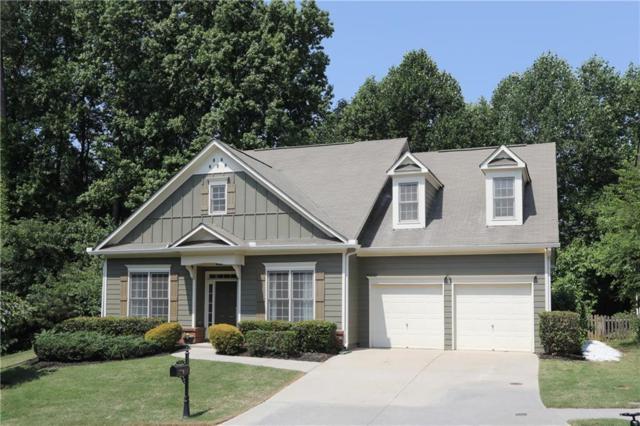1711 Yellow Wood Drive, Marietta, GA 30066 (MLS #6558608) :: The Heyl Group at Keller Williams
