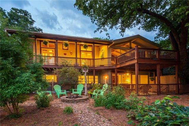 8640 Lake Drive, Snellville, GA 30039 (MLS #6558681) :: RE/MAX Paramount Properties