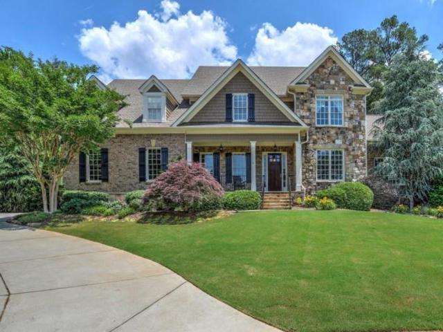 1385 Stonegate Lane, Smyrna, GA 30080 (MLS #6558691) :: Charlie Ballard Real Estate